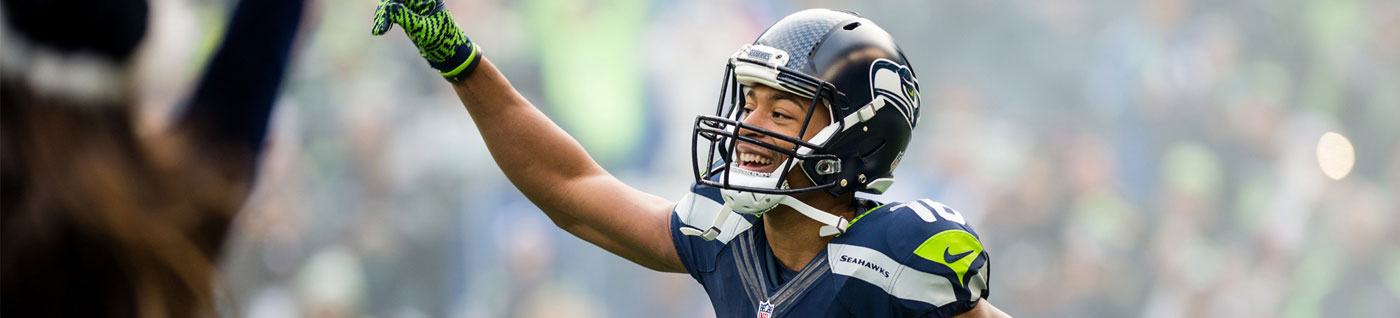Tyler Lockett Wants You to Live Life Without OW!