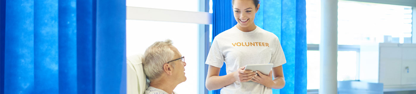 Volunteer at Virginia Mason Hospitals as a Patient-Family Partner