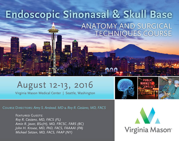 Endoscopic Sinonasal And Skull Base Anatomy And Surgical Techniques