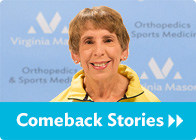 Patient Comeback Stories