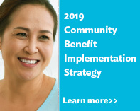 Community Health Needs Implementation 2019