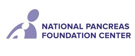 National Pancreas Foundation Center Logo