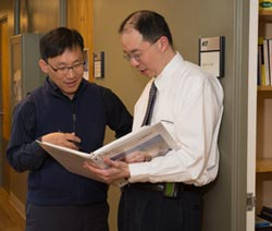 Otto Lin, MD, and Jae Myong Cha, MD
