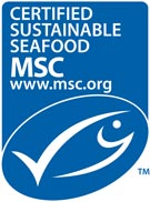 Certified Sustainable Seafood Logo