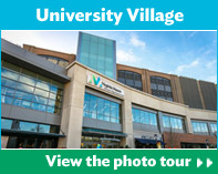 University Village Photo Tour