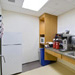 Image:Nourishment rooms allow patients and families to grab snacks or beverages, or place an order for room service.