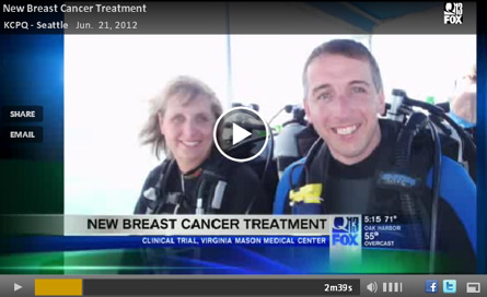 New breast cancer treatments video