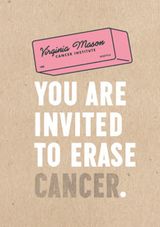 You're invited to #erasecancer