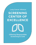 Lung Cancer Screening Center of Excellence