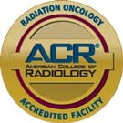 Image: Radiation Oncology Accredited Facility