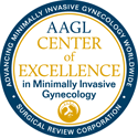 AAGL Center of Excellence in Minimally Invasive Gynecology