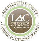Accredited Facility - Cardiac Electrophysiology