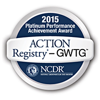 2015 Platinum Award Action Registry