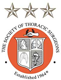 3-Star Award Society of Thoracic Surgeons