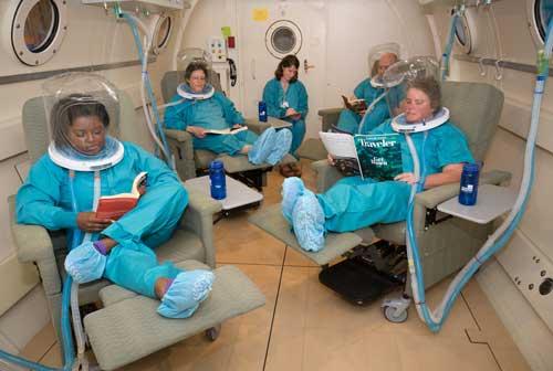 Center for Hyperbaric Medicine | Virginia Mason, Seattle, WA