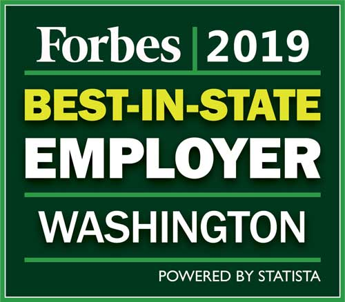 Forbes Names Virginia Mason Best Employer in Washington State