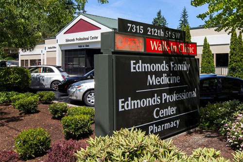 Edmonds Family Medicine Virginia Mason Edmonds Wa