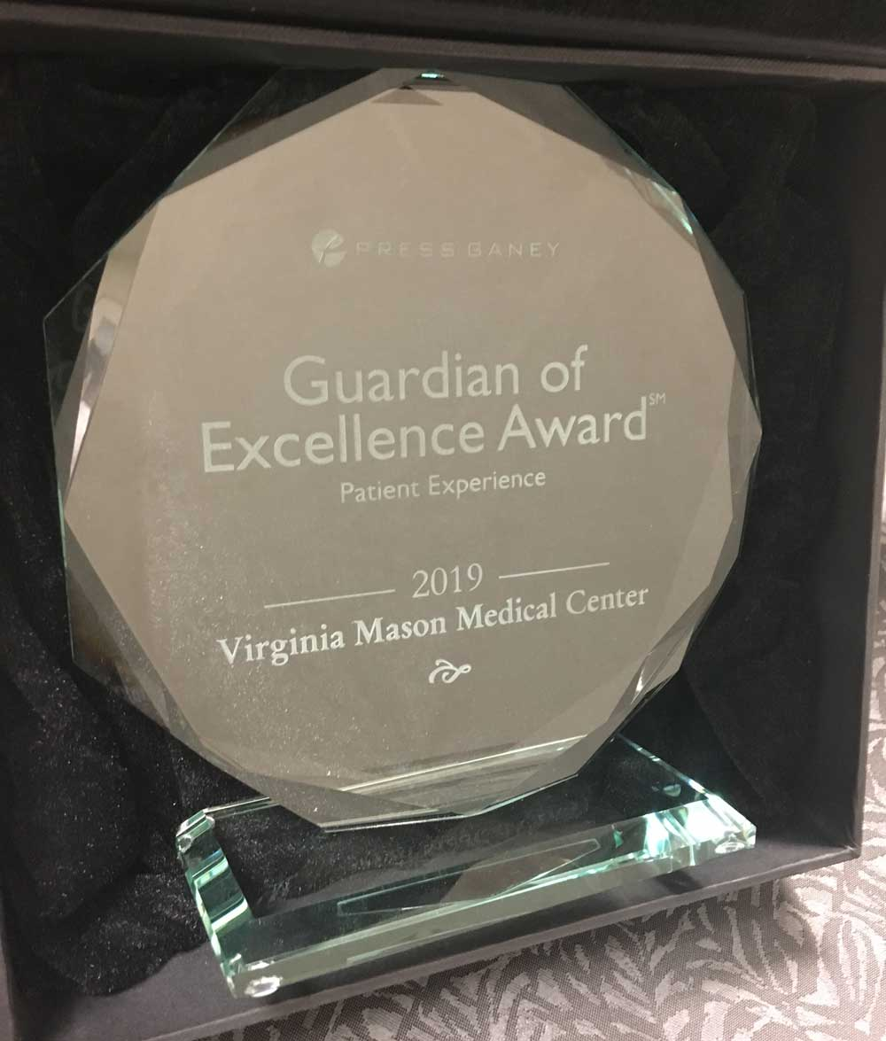 Guardian of Excellence Award 2019