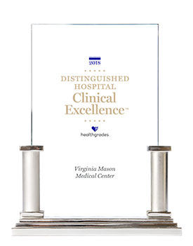 Healthgrades 2018 Clinical Excellence