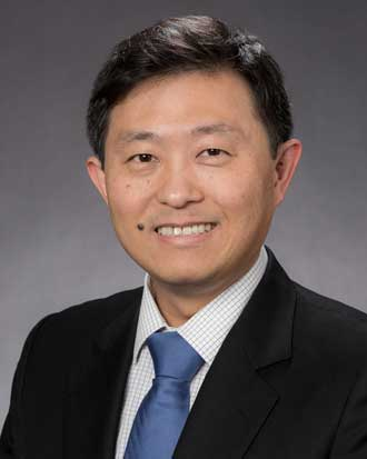 Alexander Kuo, MD, FAASLD Photo