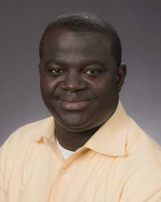 Louis K. Nkrumah, MD, PhD photo