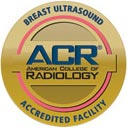 Breast Ultrasound Accredited Facility