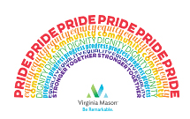 Virginia Mason Pride Logo
