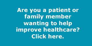 Learn about Being a Patient Family Partner Volunteer